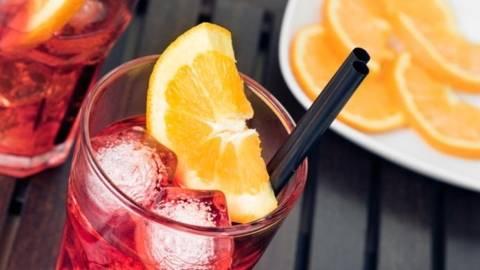 Cocktail Bitterol Spritz