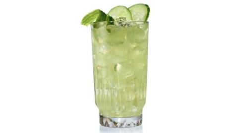 Cucumber and Apple Crush