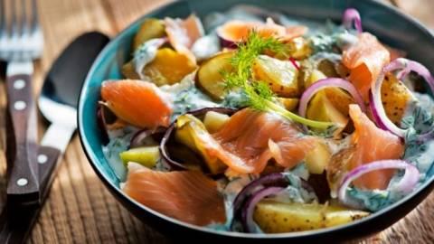 Salata norvegiana