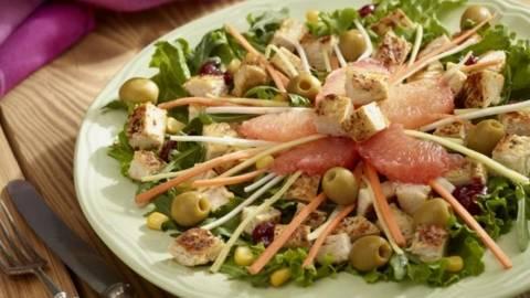Salata de pui cu ghimbir
