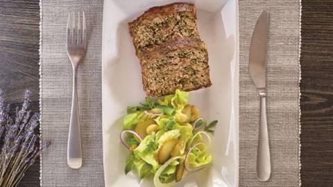 Salata de garnitura pentru drobul de Paste