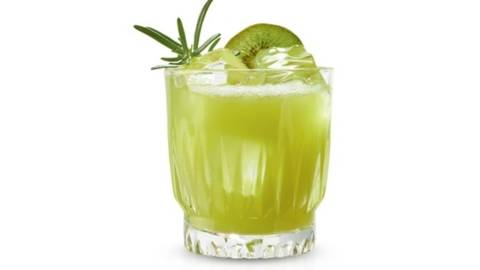 Aromatic Kiwi Smash