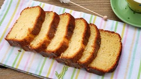 Pound cake cu vanilie