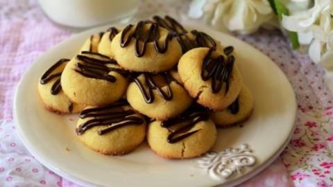 Fursecuri cu ciocolata si caramel
