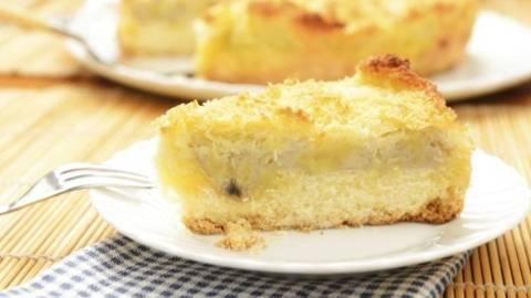 Tort cu ananas - blat pufos