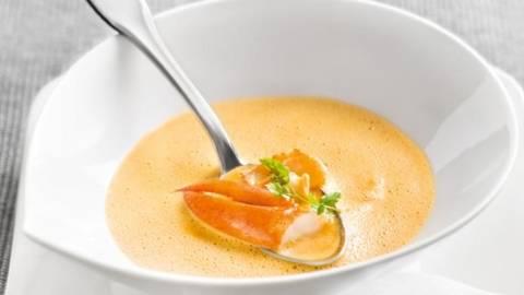 Supa de homar