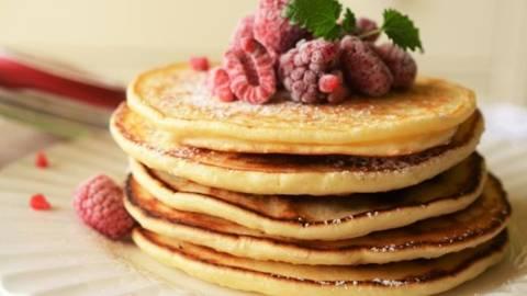 Pancakes dietetice