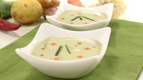 Supa de legume cu apio