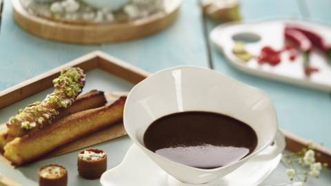 Ciocolata calda tonica