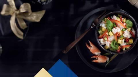 Salata de crab
