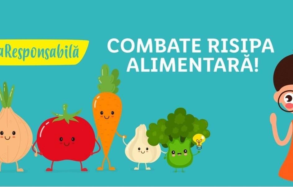 Combate risipa alimentara!