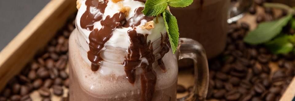 Milkshake cu cafea