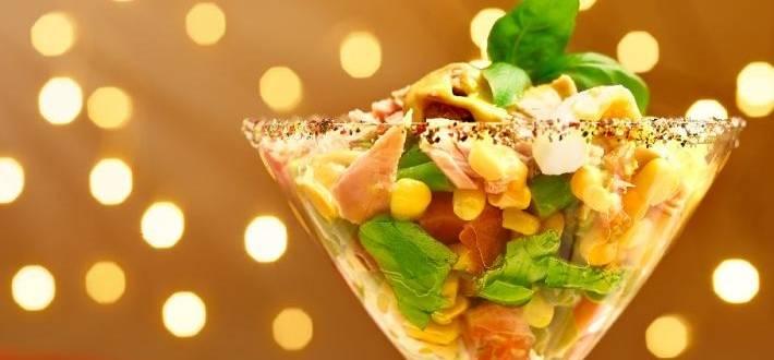 Salata de bonton, ton cu fasole verde