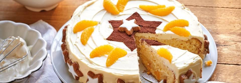 """Tort cu portocale \Vrajitorul stelelor"""""""