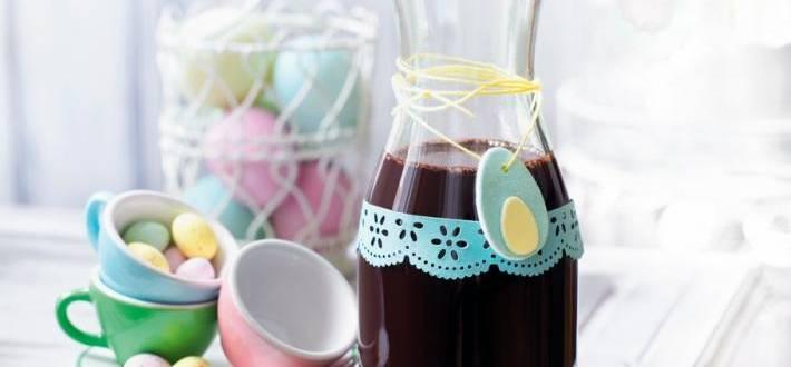 Sirop de ciocolata si cafea