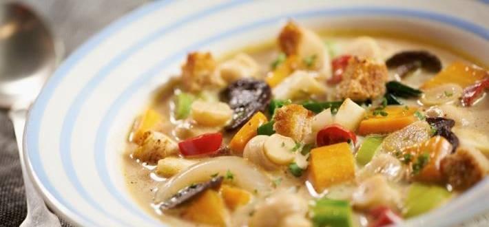 Supa de ciuperci champignon