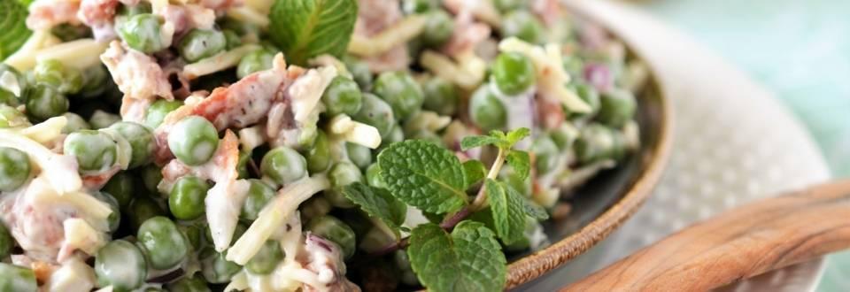 Salata de mazare