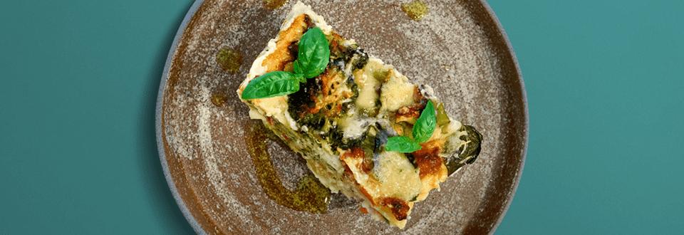 Lasagna vegetariana Bio