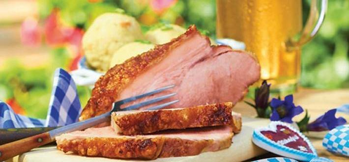 Friptura de porc in crusta de bere