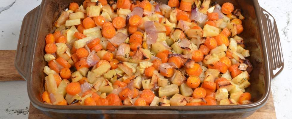Pas 1 - Supa crema de morcov cu mar