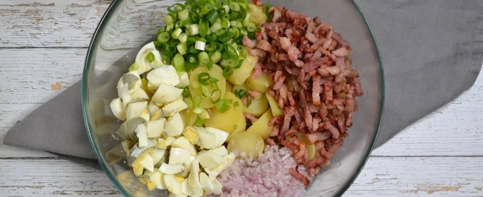 Pasul 2 - Salata de cartofi